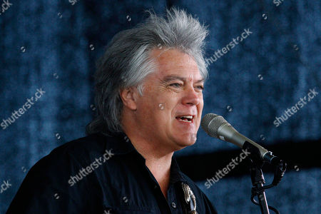 Marty Stuart Country music star Marty Stuart sings during a mike check prior to his band's performance at a First Responders Remembrance salute, in Gulfport, Miss., in recognition of the 10th anniversary of Hurricane Katrina. Former President George W. Bush will join former Mississippi Gov. Haley Barbour, current Gov. Phil Bryant and other lawmakers in honoring the first responders with a concert and lunch