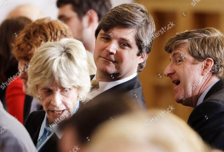 Patrick Kennedy, William Kennedy Smith, Jean Kennedy Smith Former Rhode Island Rep. Patrick Kennedy, right, talks with William Kennedy Smith, center, on Capitol Hill in Washington, before the start of a ceremony marking the 50th anniversary of President John F. Kennedy's inaugural speech. Williams Kennedy Smith's mother Jean Kennedy Smith is at left
