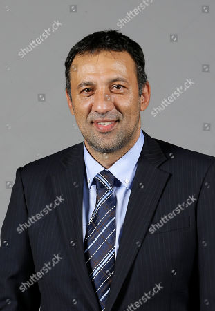 Vlade Divac Sacramento Kings Vice President Of Basketball Operations and General Manager, Vlade Divac, of Serbia, at the Kings Media Day in Sacramento, Calif