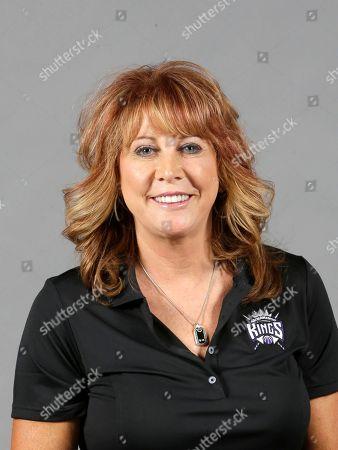 Stock Photo of Nancy Lieberman Sacramento Kings Assistant Coach Nancy Lieberman at the Kings Media Day in Sacramento, Calif