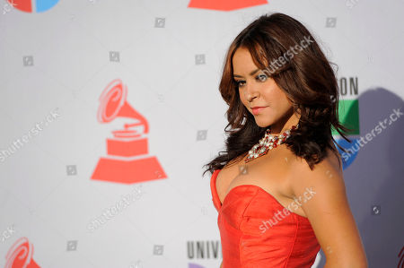 Paloma Michelle Paloma Michelle arrives at the 11th Annual Latin Grammy Awards, in Las Vegas