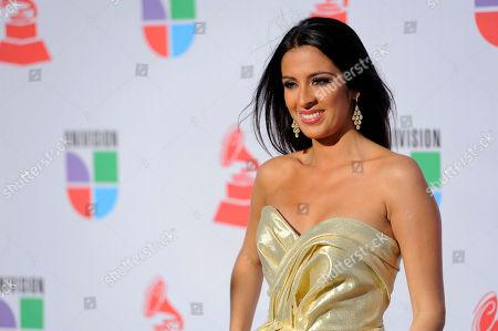 Maria Teresa Interiano Maria Teresa Interiano arrives at the 11th Annual Latin Grammy Awards, in Las Vegas