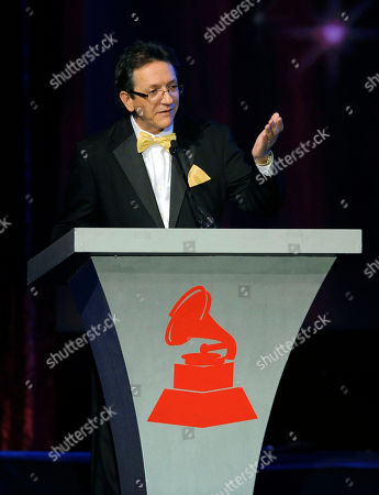 Gabriel Abaroa Jr Latin Recording Academy President Gabriel Abaroa Jr. at the Latin Recording Academy Person of the Year event honoring Placido Domingo, in Las Vegas