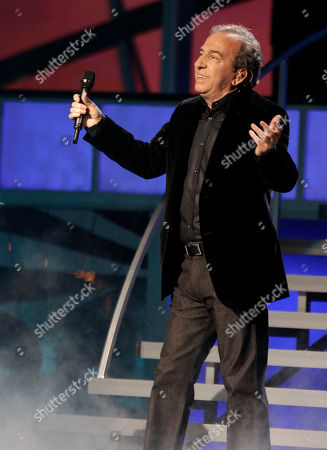 Jose Luis Perales Jose Luis Perales performs at the 11th Annual Latin Grammy Awards, in Las Vegas