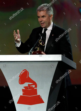 Gregg Field Gregg Field accepts the award for producer of the year at the 11th Annual Latin Grammy Awards, in Las Vegas