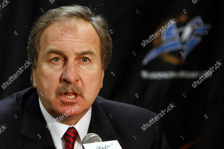 Editorial image of Magic Trades Basketball, Washington, USA