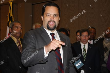 Benjamin Jealous NAACP President Benjamin Jealous speaks out in support of abolishing capital punishment in Maryland to help lead the way to end it in other states, during a news conference in Annapolis, Md., on