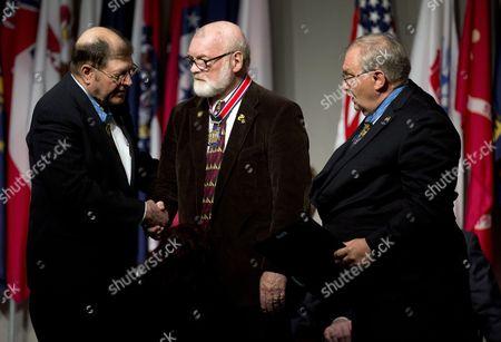 Editorial image of Medal Of Honor Arlington, Arlington, USA