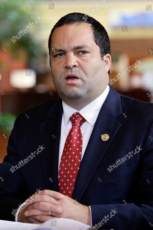Benjamin Jealous Benjamin Jealous, president of the national NAACP, speaks during an interview in Raleigh, N.C., . Jealous is asking investigators to find the person responsible for a death threat he says was made against the leader of the organization's North Carolina chapter