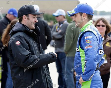 Editorial photo of NASCAR Chicago Auto Racing, Joliet, USA