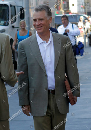 Robert Craft Pittsburgh Steelers president Art Rooney II arrives at a Manhattan law firm in New York. With time running short to keep the NFL's preseason completely intact, owners and player representatives are back in force, trying again to work out a new labor deal