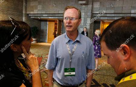 John Mara New York Giants' John Mara, president and CEO of the team, speaks with reporters during a break at the NFL football annual meetings at the Arizona Biltmore, in Phoenix