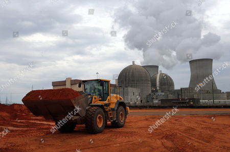 Editorial picture of Nuclear Construction, Augusta, USA