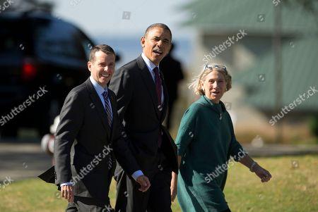 Editorial photo of Obama 2012, Williamsburg, USA