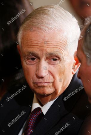 Editorial picture of Obama Bill Marriott, Washington, USA
