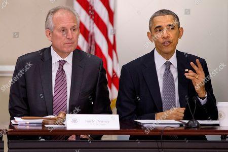 Editorial image of Obama Business, Washington, USA