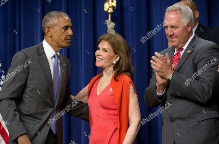 Editorial photo of Obama Chemical Regulation, Washington, USA