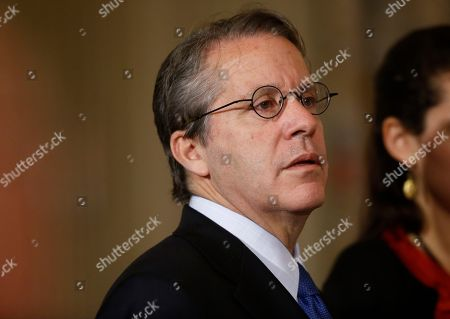 Gene Sperling Chairman of the National Economic Council Gene Sperling arrives before President Barack Obama nominates Janet Yellen, currently vice chair of the Board of Governors of the Federal Reserve System, as Fed Chair in the State Dining Room of the White House in Washington