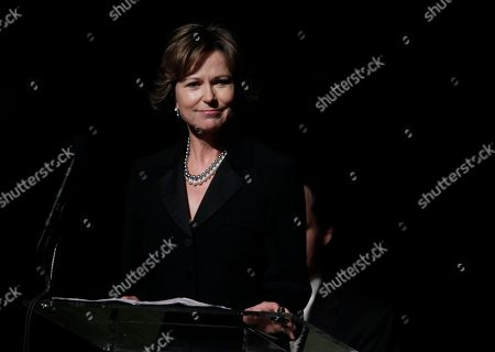 Kati Marton Kati Marton pauses as she speaks during a memorial service for her husband Richard Holbrooke at the Kennedy Center, in Washington. Holbrooke, veteran US diplomat and President Barack Obama's special envoy to Afghanistan and Pakistan, died in December at the age of 69