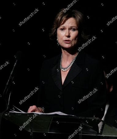 Kati Marton Kati Marton speaks during a memorial service for her husband Richard Holbrooke at the Kennedy Center, in Washington. Holbrooke, veteran U.S. diplomat and President Barack Obama's special envoy to Afghanistan and Pakistan, died in December at the age of 69