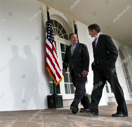 Timothy Geithner, Lawrence Summers National Economic Council Director Larwrence Summers, left, and Treasury Secretary Timothy Geithner walk back to the Oval Office of the White House in Washington, after President Barack Obama delivered a statement on monthly jobs numbers in Rose Garden