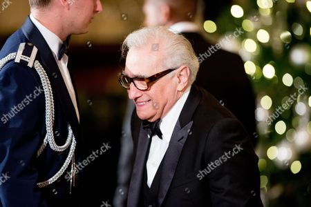 Martin Scorsese Director Martin Scorsese arrives at the 2015 Kennedy Center Honors reception in the East Room of the White House, in Washington. The 2015 Kennedy Center Honors Honorees are singer-songwriter Carole King, filmmaker George Lucas, actress and singer Rita Moreno, conductor Seiji Ozawa, and actress Cicely Tyson
