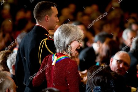 Rita Moreno Actress and singer Rita Moreno arrives at the 2015 Kennedy Center Honors reception in the East Room of the White House, in Washington. The 2015 Kennedy Center Honors Honorees are singer-songwriter Carole King, filmmaker George Lucas, actress and singer Rita Moreno, conductor Seiji Ozawa, and actress Cicely Tyson