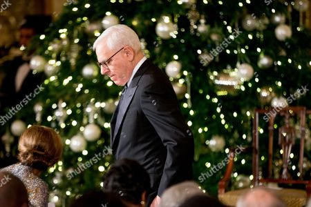 David Rubenstein David Rubenstein, co-founder and co-chief executive officer of Carlyle Group LP arrives at the 2015 Kennedy Center Honors reception in the East Room of the White House, in Washington. The 2015 Kennedy Center Honors Honorees are singer-songwriter Carole King, filmmaker George Lucas, actress and singer Rita Moreno, conductor Seiji Ozawa, and actress Cicely Tyson