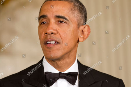 Barack Obama President Barack Obama speaks at the 2015 Kennedy Center Honors reception in the East Room of the White House in Washington, . George Lucas, Cicely Tyson, Carole King, Rita Moreno and Seiji Ozawa are the recipients