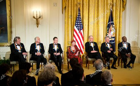 Editorial photo of Obama Kennedy Center Honors, Washington, USA
