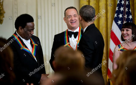 Editorial picture of Obama Kennedy Center Honors, Washington, USA