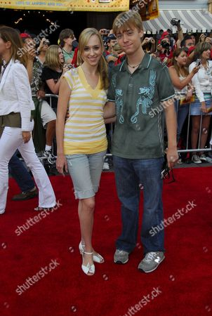 Andrea Bowen and Cameron Bowen