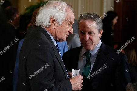 Sander Levin, Gene Sperling White House National Economic Council Director Gene Sperling, right, speaks with Rep. Sander Levin, D-Mich., in the East Room of the White House in Washington, before President Barack Obama spoke about benefits for the unemployed. The president applauded a Senate vote advancing legislation to renew jobless benefits for the long-term unemployed as an important step. The Senate voted 60-37 Tuesday to clear the bill's first hurdle. But Republicans who voted to move ahead still want concessions that will have to be worked out before final passage. The Republican-controlled House would also have to vote for it