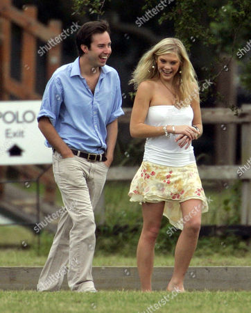 James Murray Wells and Chelsy Davy