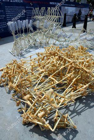 'Strandbeests' by Theo Jansen