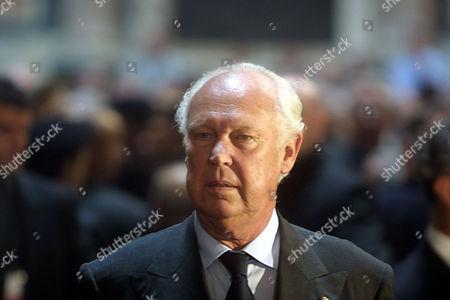 Prince Vittorio Emanuele of Savoy