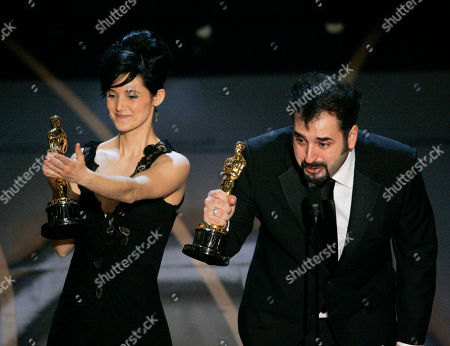 Editorial image of Oscars Show, Los Angeles, USA
