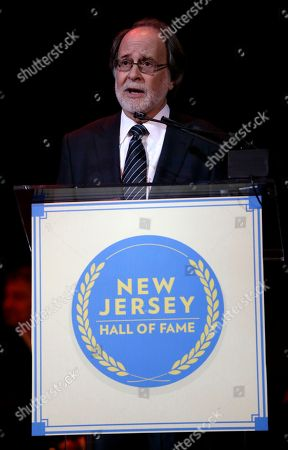 Howard Katz Howard Katz, senior vice president of broadcasting and media operations for the National Football League, talks after being inducted into the New Jersey Hall of Fame, in Asbury Park, N.J. Among the inductees were actor James Gandolfini, who played the lead role in the cable series The Sopranos