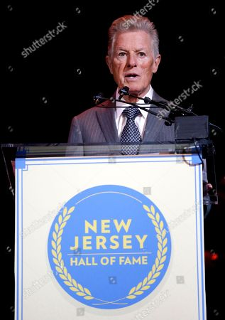 James Florio Former New Jersey Gov. James Florio talks after being inducted into the New Jersey Hall of Fame, in Asbury Park, N.J. Among the inductees were actor James Gandolfini, who played the lead role in the cable series The Sopranos
