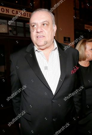 Stock Picture of Vince Curatola Actor Vince Curatola, who played the role of Johnny Sack in the cable series The Sopranos, arrives at the Asbury Park Conventional Hall during red carpet arrivals prior to the New Jersey Hall of Fame inductions, in Asbury Park, N.J. James Gandolfini, who played the lead role in The Sopranos, will be inducted in to the hall of fame during the event