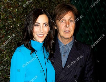 Editorial image of People-Paul McCartney, West Hollywood, USA