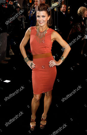 """Shea Curry Shea Curry arrives at the premiere of """"New Year's Eve"""" in Los Angeles on"""