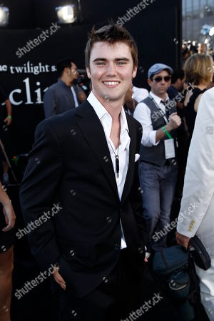"Cameron Bright arrives at the premiere of ""The Twilight Saga: Eclipse"" on in Los Angeles"