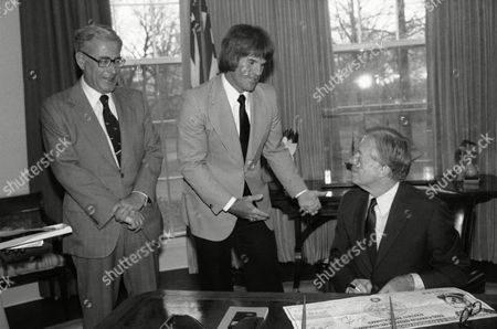 Jimmy Carter, Peter Rose Philadelphia Phillies Peter Rose, left, gestures as he meet with the President Jimmy Carter at the White House in Washington on . The president signed an enlarged savings bond officially kicking off the sale campaign for U.S. Saving Bonds. Rose is the private sector chairman of the U.S. Saving Bond drive