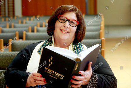 Editorial picture of Reform Rabbis Gays, West Hollywood, USA