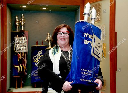 Stock Photo of Denise Eger In this March 12, 2015 photo, Rabbi Denise Eger poses at Congregation Kol Ami, a Reform synagogue with gay and lesbian outreach programs, in West Hollywood, Calif. As a rabbinic student in 1980s New York City, Eger quietly started a group for fellow gay and lesbian students. The Reform Jewish movement has traveled a long road toward recognizing and embracing same-sex relationships. That journey has led this week to Philadelphia, where Eger will be installed as the first openly gay president of the Central Conference of American Rabbis, the rabbinical arm of Reform Judaism