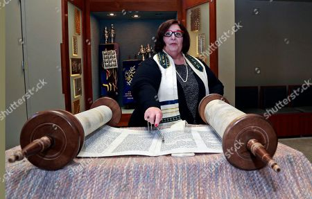 Editorial image of Reform Rabbis Gays, West Hollywood, USA
