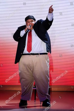 Neal Boyd Neal Boyd sings during the Republican National Convention in Tampa, Fla., on