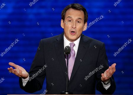 Tim Pawlenty Former Minnesota Governor Tim Pawlenty addresses the Republican National Convention in Tampa, Fla., on