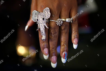 Linda Lee Tarver Michigan delegate Linda Lee Tarver shows off her ring at the Republican National Convention in Tampa, Fla., on